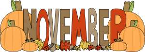 month-november-autumn