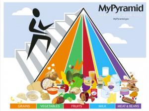 2005 My food Pyramid