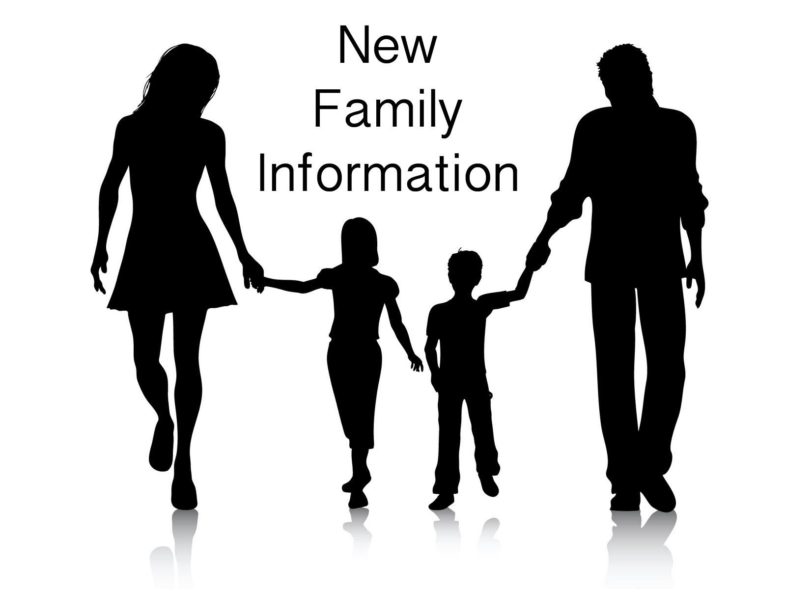 Family clip art copy
