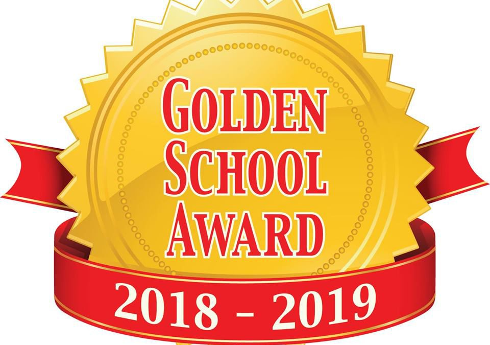 Golden School Award