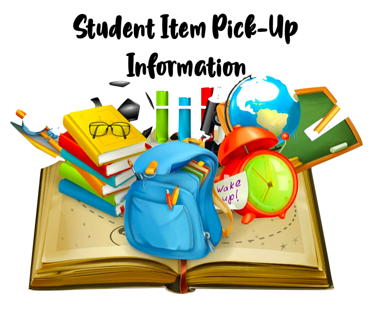 Student Item Pick-Up/Drop-Off